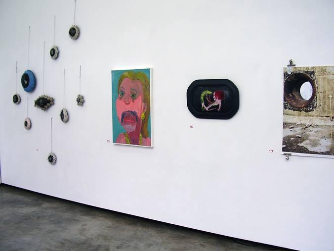 Installation view at Nirox projects (photo Neil Nieuwoudt)