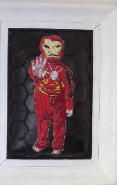 Little Iron Man says...