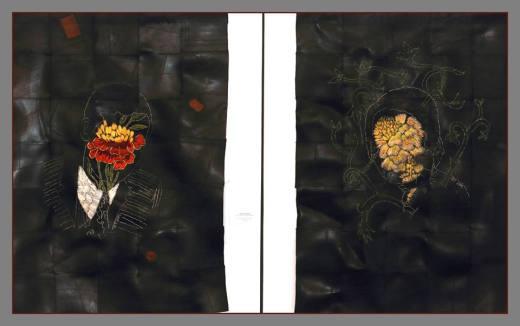 Title: My Vader was n Jakob Regop and My Moeder was n Stink Afrikaner Size: each panel: 101 71 cm