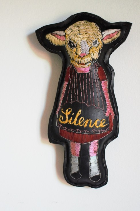 lamb called Silence
