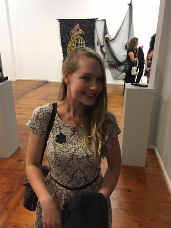 Jaycene (staff member at Knysna Fine Art)